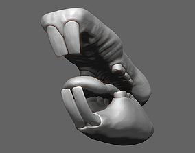 Rat Mouth ZBrush Sculpt lick 3D