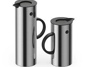 3D model Stelton EM77 vacuum jugs
