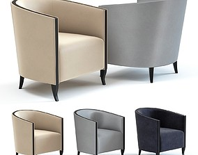 3D The Sofa and Chair Co - Kenzo Armchair