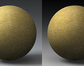 Sand Landscape Shader 024 3D model