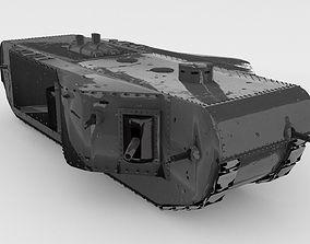 3D K-Wagen tank