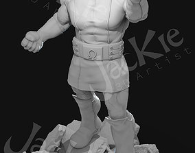 Darkseid 3D print model criatura