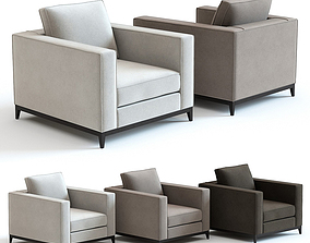 3D model The Sofa and Chair Co - Hockney Armchair