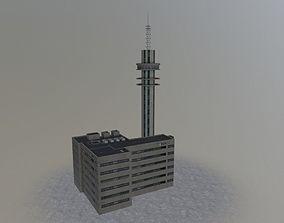 3D asset Amsterdam KPN Telecom
