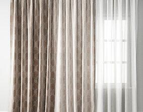 3D Curtain 147
