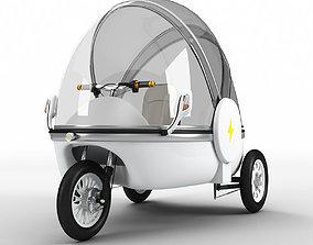 Electric Vehicle 3D model