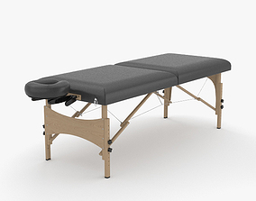 therapy 3D model Massage Table