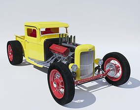 Ford Model A Hot Rod 1931 mopar