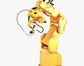 3D model Generic Industrial Robot v 1