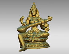 Buddha statue religion 3D printable model