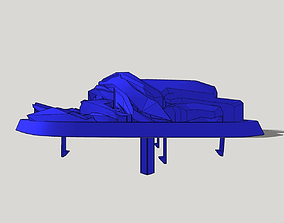 3D printable model Megatron Emblem for Dodge Truck