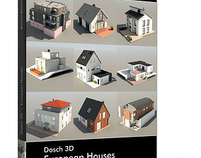 Dosch 3D - European Houses