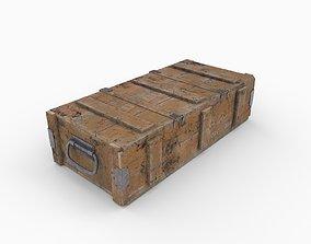 3D asset Ammo Crate - PBR