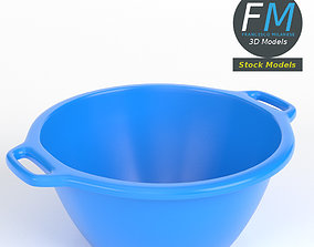 3D model Plastic basin