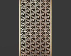 Decorative panel 225 3D