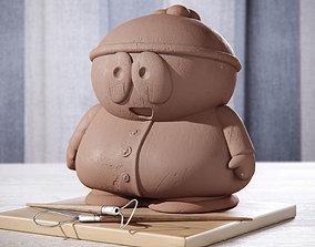 3D printable model Eric Theodore Cartman