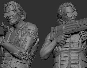 3D print model Johnny Silverhand