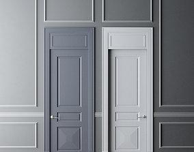 3D model Door 01