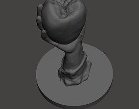 HandWithTooth 3D