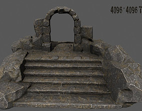 3D model gate Gate