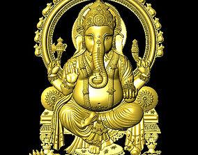 3D printable model Lord ganesha sculpting