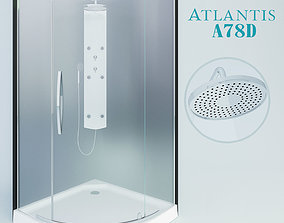Atlantis A-78D bathset 3D