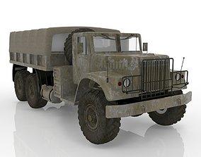 Kraz vehicle 3D