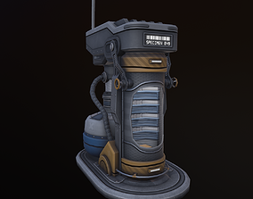 3D model CryoTube