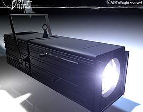 3D Stage light Profile