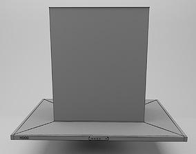 Hood MAX 2011 3D model