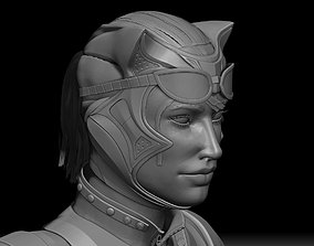 Catwoman updated 3D model