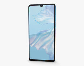 3D Huawei P30 Breathing Crystal