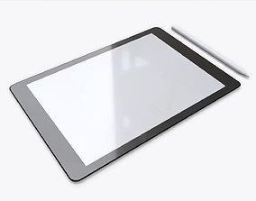 3D Digital tablet mock up
