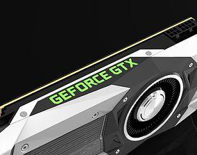 3D model Nvidia gtx1080ti