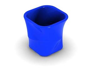 3D printable model pot 2