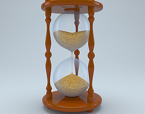 antique 3D Hourglass