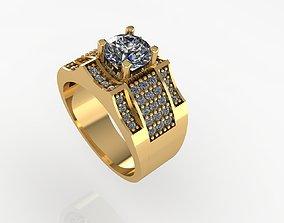 3D printable model DIAMOND RING 102