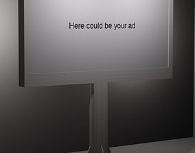 Billboard 3D billboard