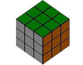 3D Rubiks Cube puzzle