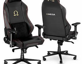 Secretlab OMEGA 2020 gaming office chair 3D