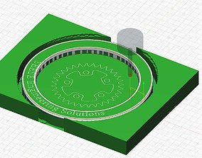 3D print model Drink coaster