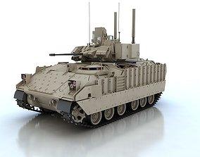 3D model Bradley M2A3