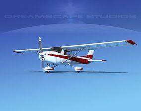 Cessna 152 Commuter V03 3D model