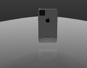 3D iPhone11 pro collection