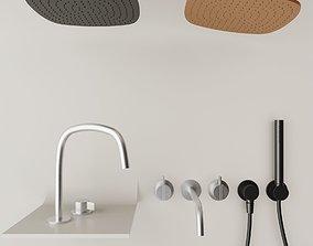 furniture Piet Boon bath set by cocoon 3D