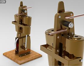 Steam Engine 3D