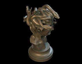 stone Medusa model