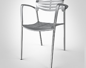 Toledo Chair by Knoll 3D