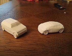 AAA 3D Printable Car 1 3d
