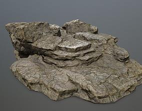 3D model Rock 10